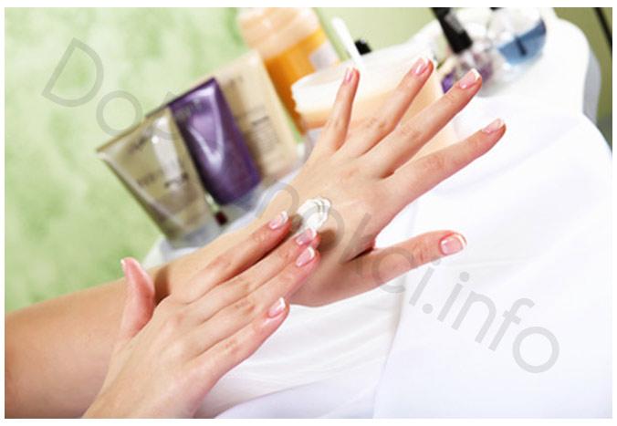 jak dbać o paznokcie naturalne oraz tipsy